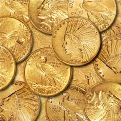$10 Gold Indian Random Date from Image (1)