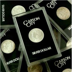 10 Carson City GSA Morgan Dollars 1882-3-4