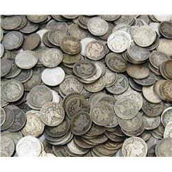 Lot of (500) Morgan Silver Dollars 90% SIlver