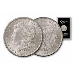 1883 Carson City GSA Morgan Silver Dollar