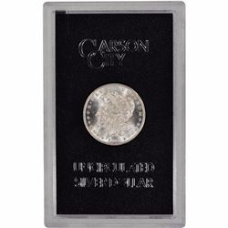 1881 CC GSA Morgan Dollar KEY DATE