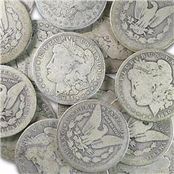 Lot of (300) Morgan Silver Dollars