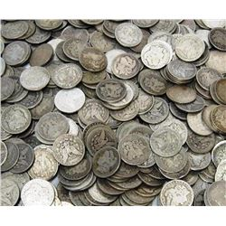 Lot of (500) Morgan Dollars - Unsearched