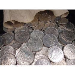 Bank Bag of 200 HIGH GRADE Morgan Dollars