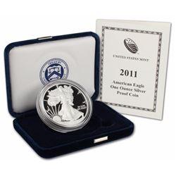 2011 US SIlver Eagle Proof