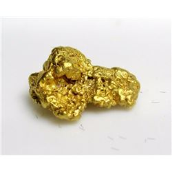 2.35 gram Natural Alluvial Gold Nugget