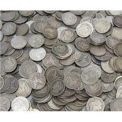 (100) Morgan Silver Dollars - ag-vg Plus