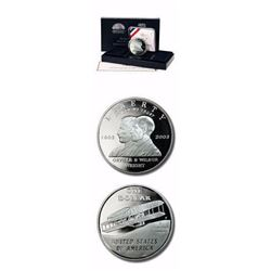 2003 First Flight Commemorative Silver Proof