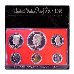 Mint Issued Proof Set - 1976 - Original Packaging