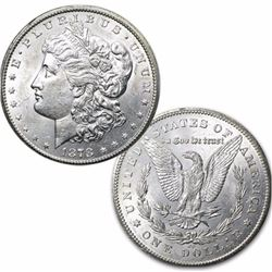1878 CC KEY DATE Morgan Silver Dollar