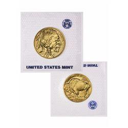 Random Date Mint Pack US Gold Buffalo 1 oz.