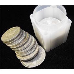 Roll of Morgan Silver Dollars- 1878-921 g-xf
