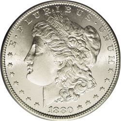 Random Date Uncirculated Morgan Silver Dollar-