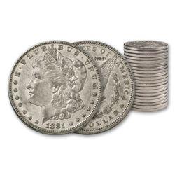 Random Date Morgan Silver Dollar- XF Plus
