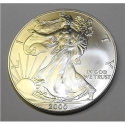 Silver Eagle Single Random Date- 1oz. .999 Silver
