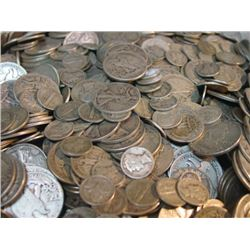 Lot of $ 7 Face Value 90% SIlver Coinage-