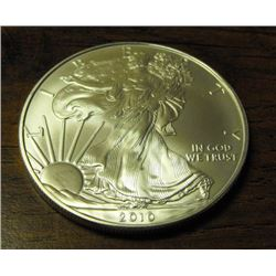 Silver Eagle - Average Uncirculated Condition