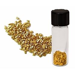 Placer Nugget Pure Natural Gold Nuggets 1 Gram