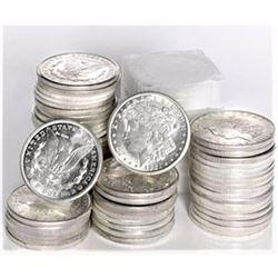 (60) 1921 BU Morgan Silver Dollars -