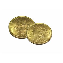 1894 S $20 Gold Liberty Doouble Eagle