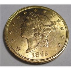 1895 P $20 Gold Liberty Double Eagle NICE!