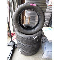Set of 4 Dueler Tires