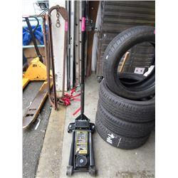 3-Ton Hydraulic Floor Jack