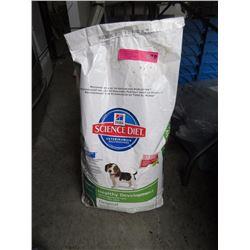 25 LB Bag of Hills Dry Puppy Food