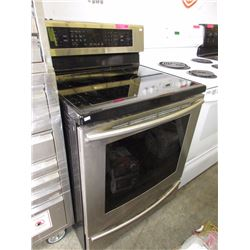 Samsung Stainless Steel Stove