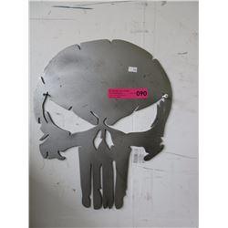 """Skull Sign - 20"""""""