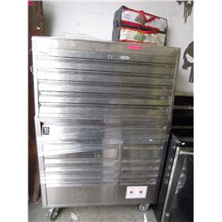 Stainless Steel Rollaway Tool Chest