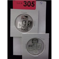 10 x .999 Silver Art Rounds & Bars