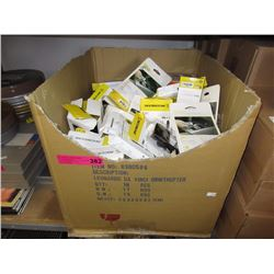 Large box of cell phone accessories