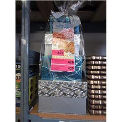 Treat Tower gift basket