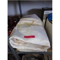 2 New Queen size mattress protectors
