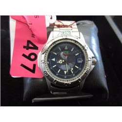 Men's Tag Heuer Jeweled Automatic Watch - Replica