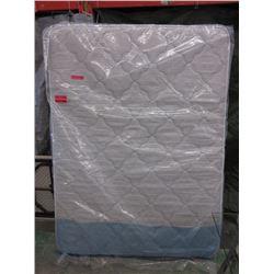 """New Serta Queen size 5"""" mattress"""