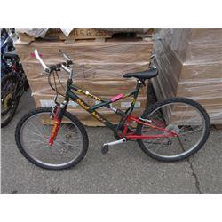 "21 Speed ""CCM"" mountain bike"