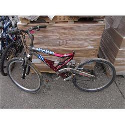 "18 Speed ""Nemesis"" mountain bike"
