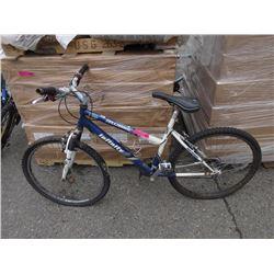 "18 Speed ""Infinity"" mountain bike"
