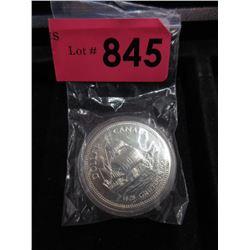 """1979 Canadian """"Griffon"""" dollar"""