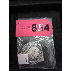 1/2 Ounce .999 Fine Silver 200 Dram Coin - 2014