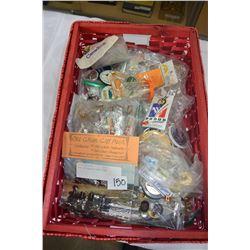 BOX OF COLLECTIBLE PINS