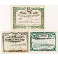 Empress Mining /& Milling Co /> 1905 Arizona mines stock certificate share