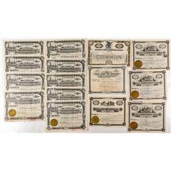 Oil Stock Certificates