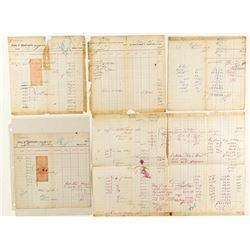 Revenue Imprinted Customs Documents