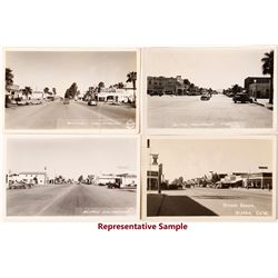 Blythe Street Scenes, California