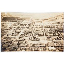 Photo Postcard Bordertown