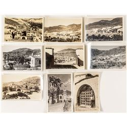 Scotty's Castle Real Photo Postcards