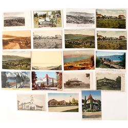Elsinore, California Postcard Collection